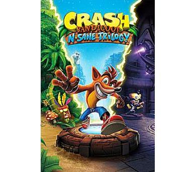 XONE - Crash Bandicoot N. Sane Trilogy