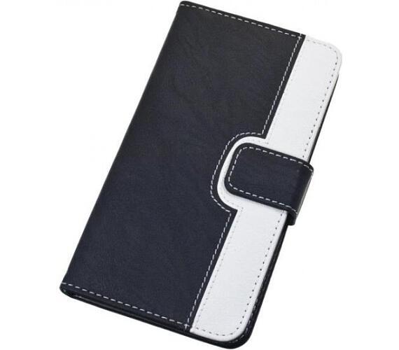 Pouzdro BOOK CHEERY vel. L (4,5-5 inch) černé (PBOCHELBK)
