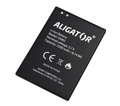 Aligator baterie S5062 Duo