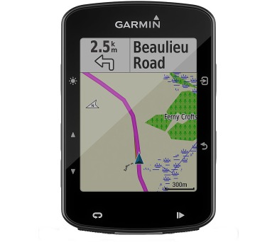 Garmin GPS cyklocomputer Edge 520 Plus (010-02083-10)