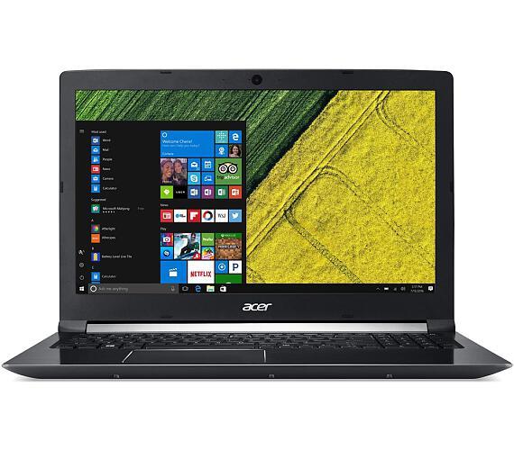 "Acer Aspire 7 - 17,3""/i5-8350H/8G/1TB+16OPT/GTX1050/W10 černý (NX.H25EC.001)"