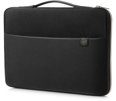 "HP 15,6"" Pouzdro Carry - black + gold (3XD35AA#ABB)"