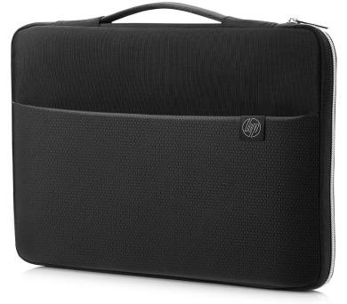 "HP 15,6"" Pouzdro Carry - black + silver (3XD36AA#ABB)"