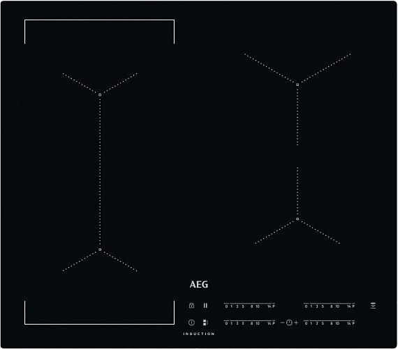 AEG Mastery IKE64441IB + DOPRAVA ZDARMA