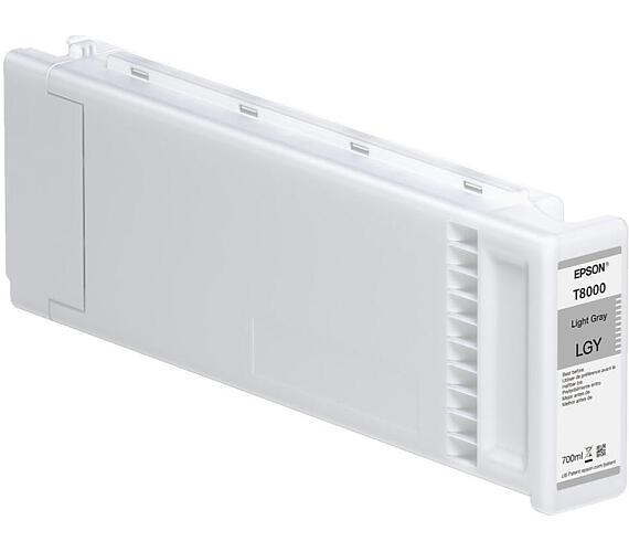 Singlepack Light Gray UltraChrome PRO 700ml + DOPRAVA ZDARMA