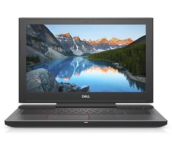 """DELL Inspiron G5 15(5587)/i5-8300H/8GB/128GB SSD+1TB HDD/15,6""""/FHD/4GB Nvidia 1050Ti/Win10 PRO 64bit/černý (5587-75781) + DOPRAVA ZDARMA"""
