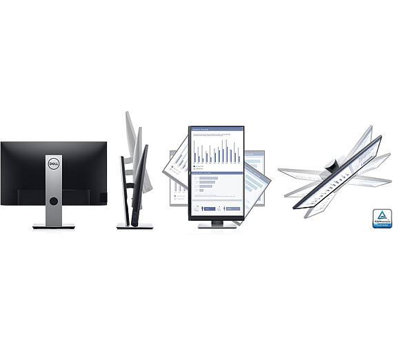 "Dell Professional P2419H 24"" WLED/8ms/1000:1/Full HD/HDMI/DP/VGA/USB/IPS panel/cerny (210-APWU)"