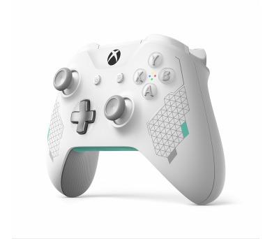 XBOX ONE - Bezdrátový ovladač Xbox One Special Edition Sports White (WL3-00083)