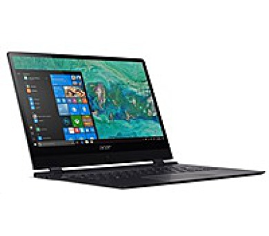"""Acer Swift 7 Pro (SF714-51T-M3UY) i7-7Y75/8GB+N/256 GB SSD+N/A/HD Graphics/14"""" FHD IPS Touch NarrowBoarder/BT/W10 Pro/Black (NX.GUHE"""