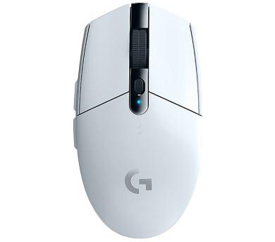 Logitech G305 WHITE - gaming mouse - USB - EER - G305 (910-005291)
