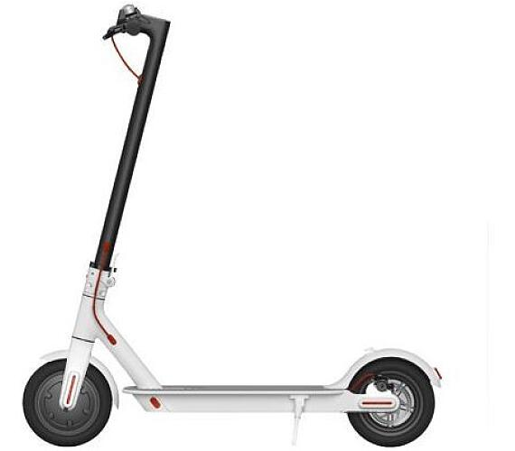 Xiaomi Mi Electric Scooter (White) + DOPRAVA ZDARMA