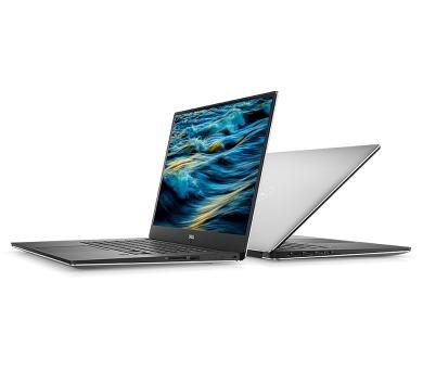 """DELL XPS 15 9570/i9-8950HK/32GB/2TB SSD/4GB NVIDIA GTX 1050Ti/15.6"""" 4K Touch/FPR/Win 10 PRO/Silver ("""