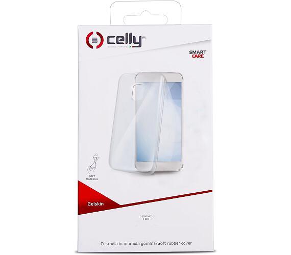 CELLY Huawei Y6 (2018) bez výřezu čtečky otisku prstů (GELSKIN755)