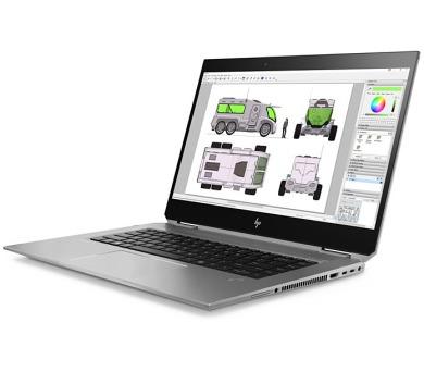 "HP Zbook Studio x360 G5 i7-8750H/16GB/512 GB M.2/Quadro® P1000 4GB/15,6"" FHD/Win 10 Pro (4QH13EA#BCM) + DOPRAVA ZDARMA"