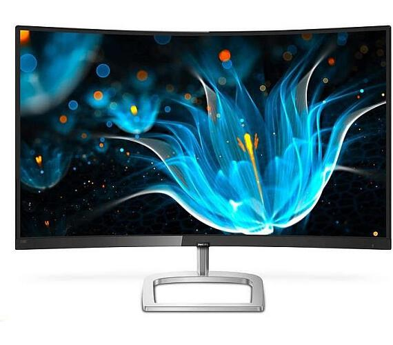 "Philips LCD 323E9QJAB 31,5"" zakřivený VA FreeSync/1920x1080/3000:1/20M:1/5ms/250cd/VGA/HDMI/DP/repro (328E9QJAB/00) + DOPRAVA ZDARMA"