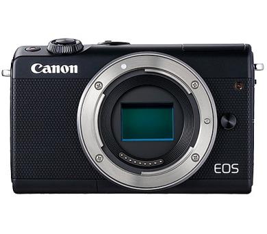 Canon EOS M100 Black + EF-M 15-45mm + EH31FJ + 16GB (2209C098)
