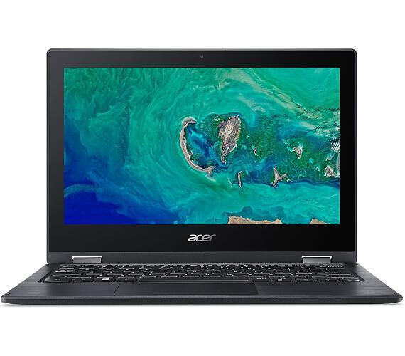 """Acer Spin 1 - 11,6T""""/N4000/4G/64GB/W10S černý (NX.H0UEC.002)"""