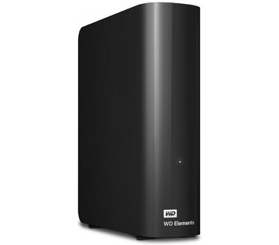 "Ext. HDD 3.5"" WD Elements Desktop 8TB USB (WDBWLG0080HBK-EESN)"
