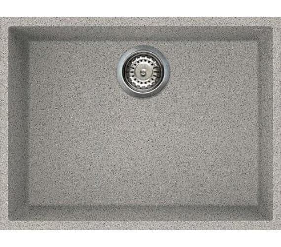ELLECI QUADRA 110 UM Aluminium/Metaltek + DOPRAVA ZDARMA