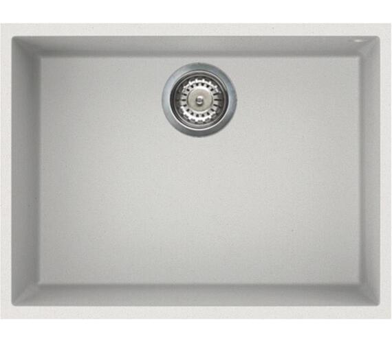 ELLECI QUADRA 110 UM Bianco titano/Granitek + DOPRAVA ZDARMA