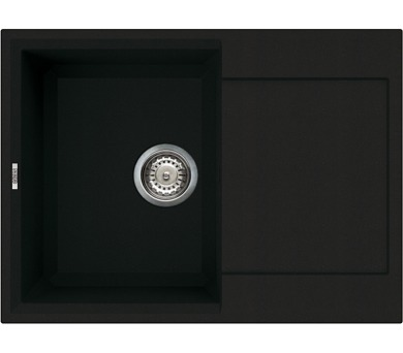 ELLECI EASY 135 Full black/Granitek
