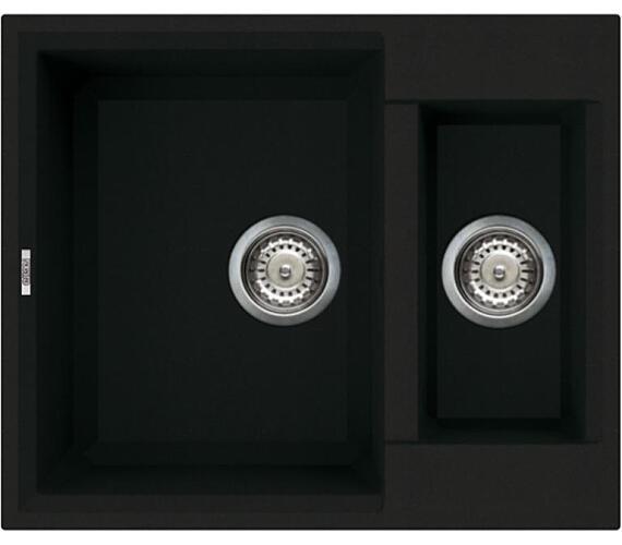 ELLECI EASY 150 Full black/Granitek + DOPRAVA ZDARMA