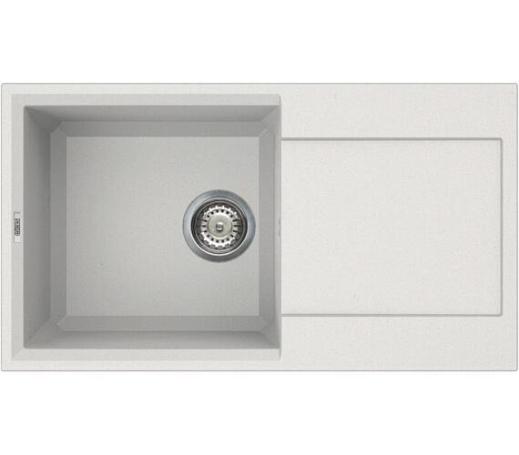 ELLECI EASY 290 Bianco titano/Granitek + DOPRAVA ZDARMA