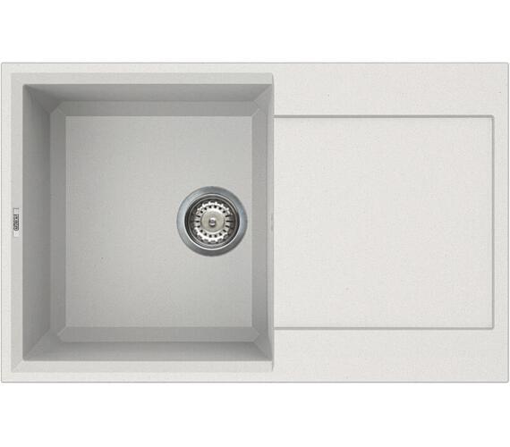 ELLECI EASY 300 Bianco titano/Granitek + DOPRAVA ZDARMA