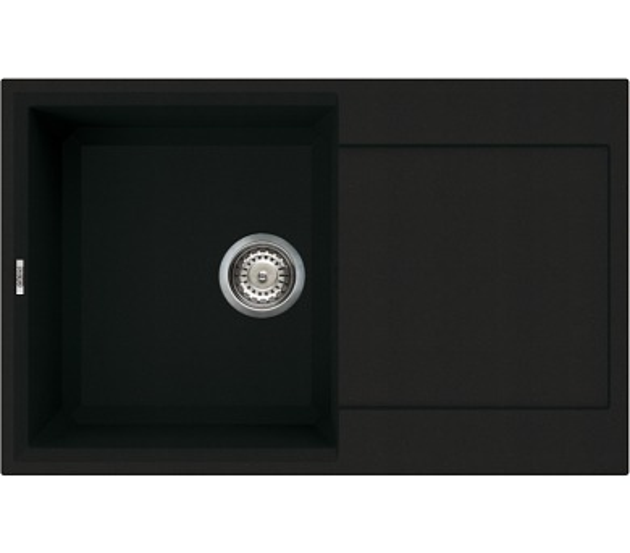 ELLECI EASY 300 Full black/Granitek + DOPRAVA ZDARMA