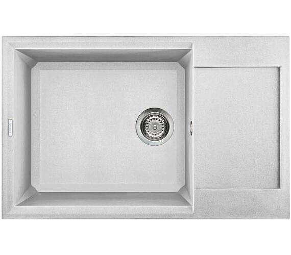 ELLECI EASY 310 Bianco titano/Granitek + DOPRAVA ZDARMA