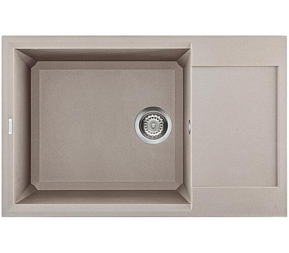 ELLECI EASY 310 Tortora/Granitek + DOPRAVA ZDARMA
