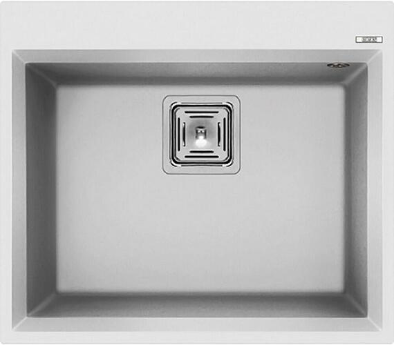 ELLECI KARISMA 105 Bianco titano/Granitek + DOPRAVA ZDARMA