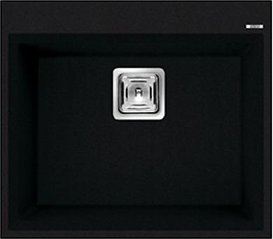 ELLECI KARISMA 105 Full black/Granitek + DOPRAVA ZDARMA