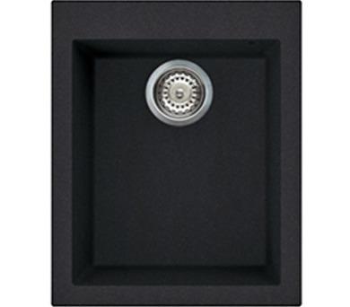 ELLECI QUADRA 100 Full black/Granitek + DOPRAVA ZDARMA
