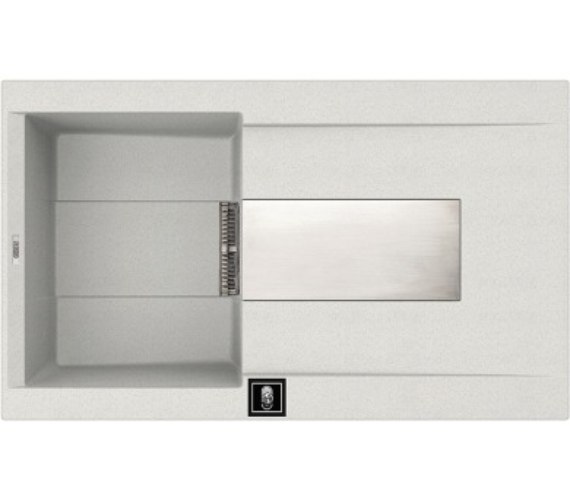 ELLECI SIREX 400 Bianco/Granitek MECHANIC + DOPRAVA ZDARMA
