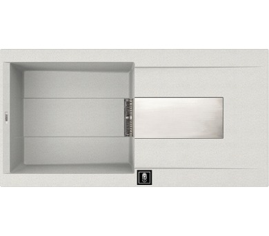 ELLECI SIREX 480 Bianco/Granitek MECHANIC + DOPRAVA ZDARMA