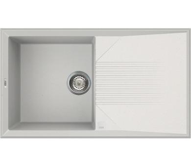 ELLECI TEKNO 400 Bianco titano/Granitek + DOPRAVA ZDARMA