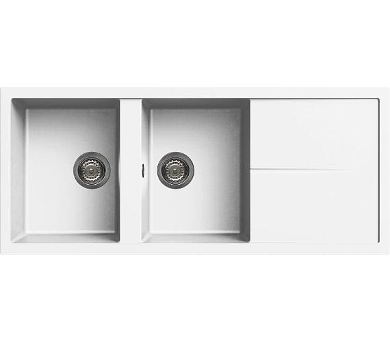 ELLECI UNICO 500 Bianco Titano/Granitek + DOPRAVA ZDARMA