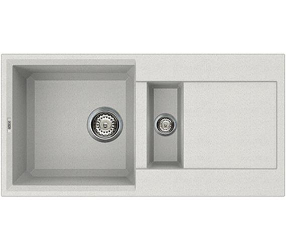 ELLECI EASY 425 Bianco titano/Granitek + DOPRAVA ZDARMA