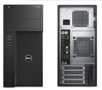 DELL Precision T3620 Xeon E3-1240 v5/16GB/256 SSD+1TB/5GB Quadro P2000/DVD-RW/Win 10 Pro 64bit/3Yr PS NBD (T3620-P3-SPEC2)