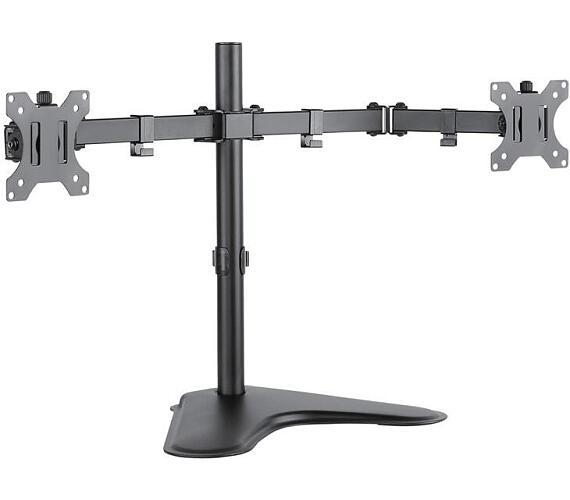 CONNECT IT TwinArm stolní držák na 2 monitory + DOPRAVA ZDARMA
