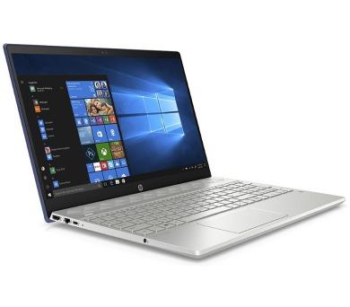 "HP Pavilion 15-cw0014nc/ Ryzen 5 2500U/ 8GB DDR4/ 256GB SSD/ Radeon RX Vega 8/ 15,6"" FHD IPS/ W10H/ modrý (4MM34EA#BCM)"