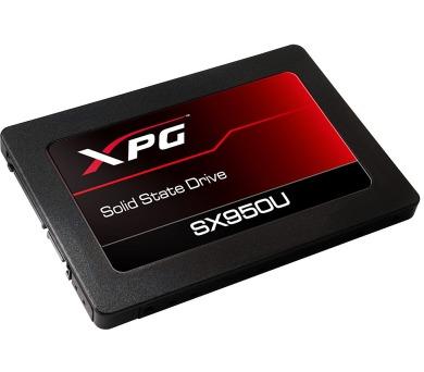 """ADATA XPG SX950U 480GB SSD / Interní / 2,5"""" / SATAIII / 3D NAND (ASX950USS-480GT-C)"""