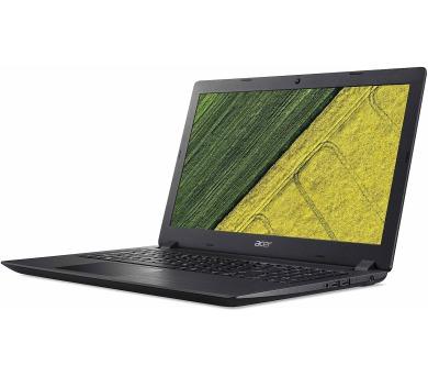 "Acer Aspire 3 (A315-51-35GX) i3-7020U/4GB+4GB/256GB SSD M.2+N/HD Graphics/15.6"" FHD LED matný/BT/W10 Home/Black (NX.GNPEC.022)"