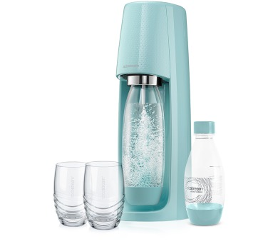 SodaStream Spirit ledově modrý + DOPRAVA ZDARMA