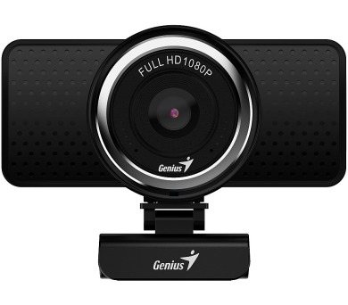 GENIUS webová kamera ECam 8000/ černá/ Full HD 1080P/ USB2.0/ mikrofon (32200001400)