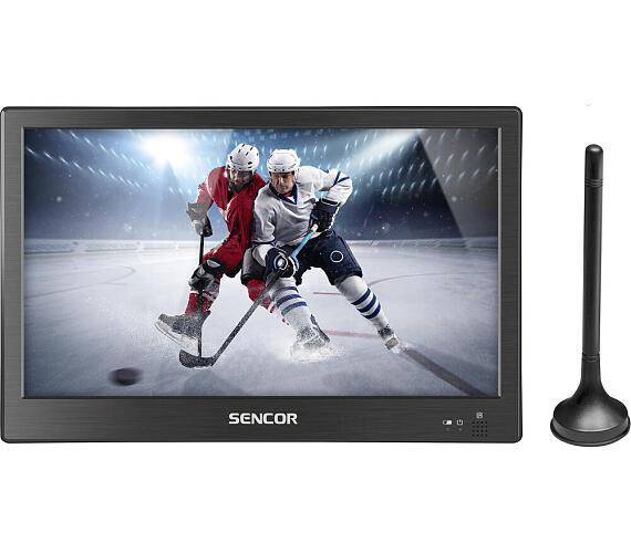 Sencor SPV 7012T + DVB-T2 OVĚŘENO