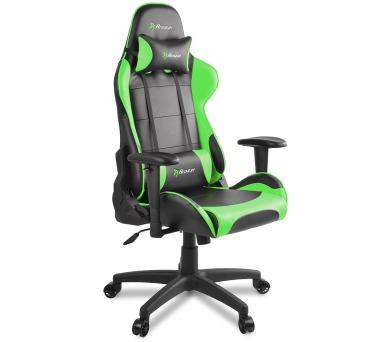 AROZZI herní židle VERONA V2/ zelená (VERONA-V2-GN)