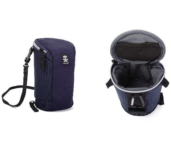 Crumpler Base Layer Lens Case L - sunday blue/copper (BLLC-L-002) + DOPRAVA ZDARMA