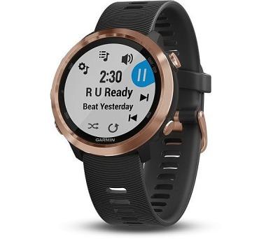 GARMIN GPS sportovní hodinky Forerunner 645 Music Optic